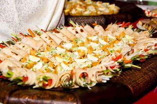 Platou rece - Salt and Pepper Catering