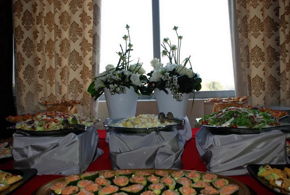 Aranjament - Salt and Pepper Catering bucuresti