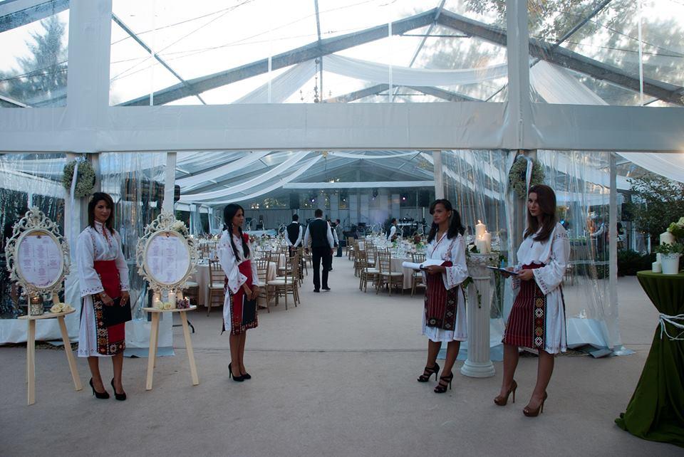 inchiriere cort nunta transparent 1