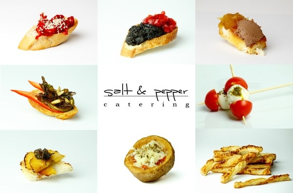 salt & pepper catering