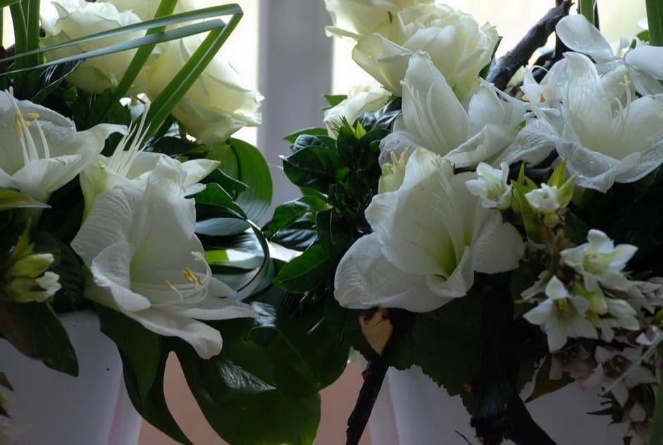 Aranjament Florar sala evenimente - Salt and Pepper Catering Bucuresti