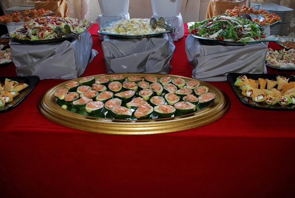 Aranjament - Salt and Pepper Catering bucuresti