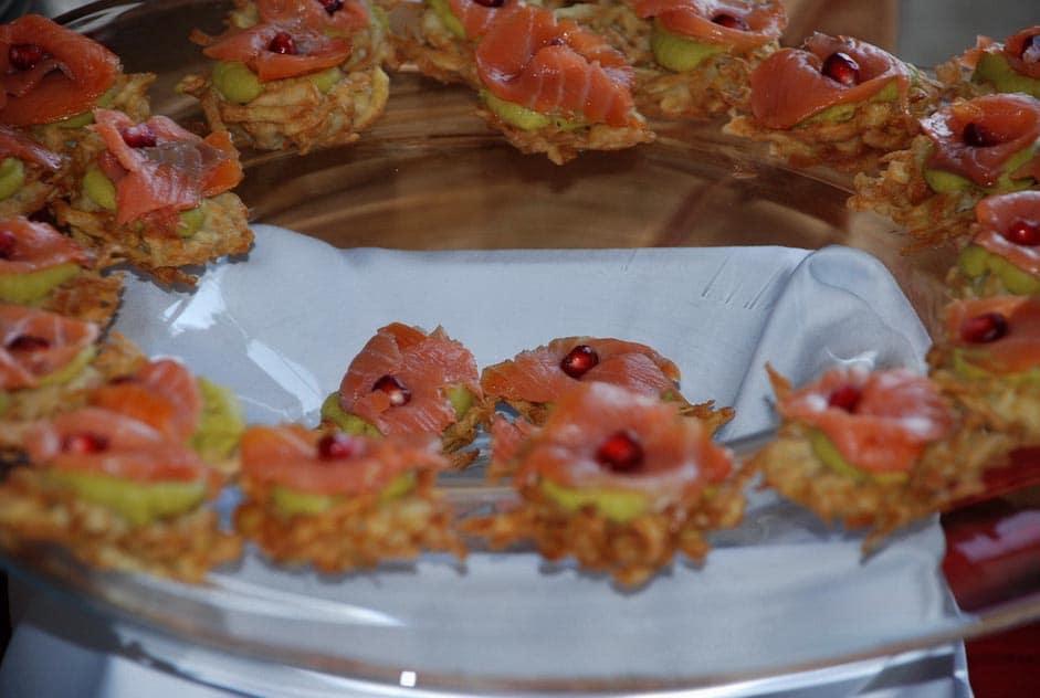 Platou rece - Salt and Pepper Catering Bucuresti