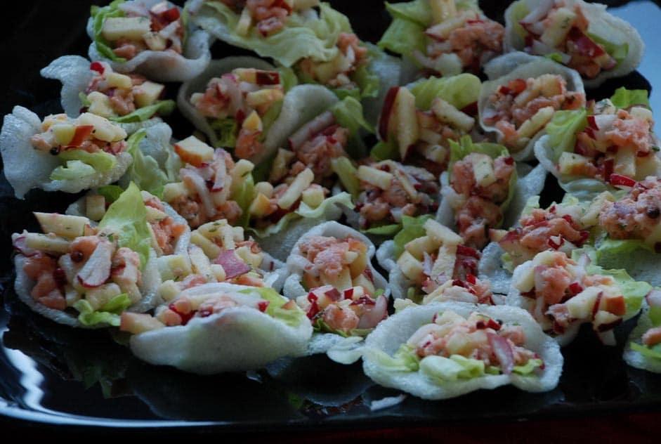 Sandwich - Salt and Pepper Catering Bucuresti