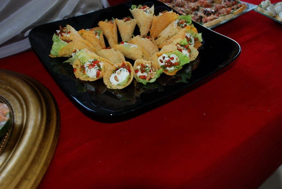Sandwich - Salt and Pepper Catering